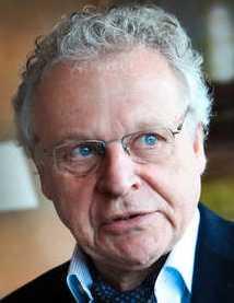 Herman Lindvist i blåsväder - igen. Foto: Börje Thuresson