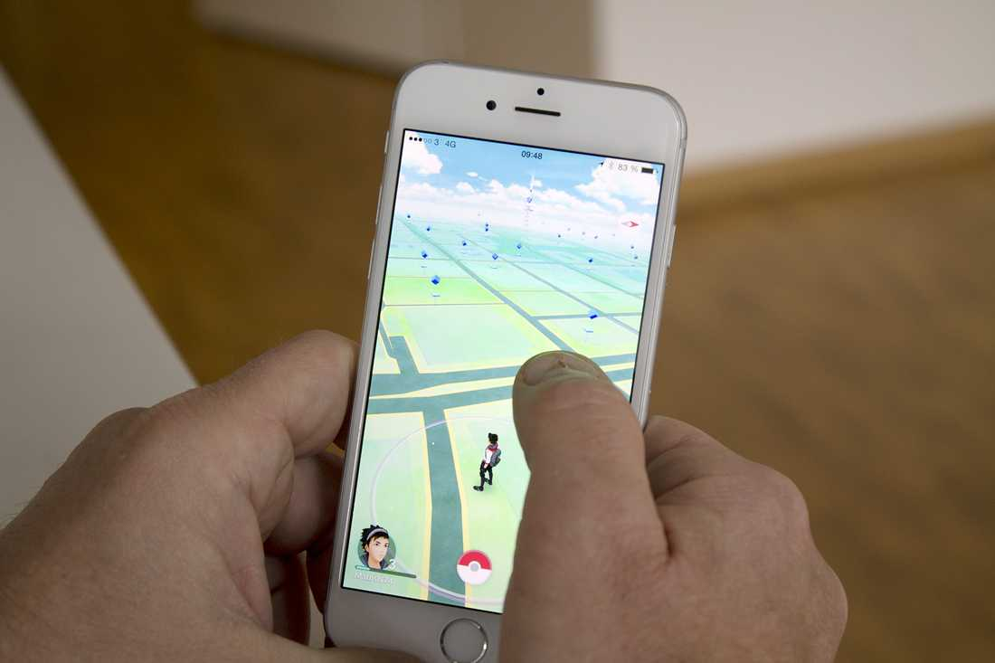 Pokémon Go har blivit extremt populärt – och orsakar olyckor.