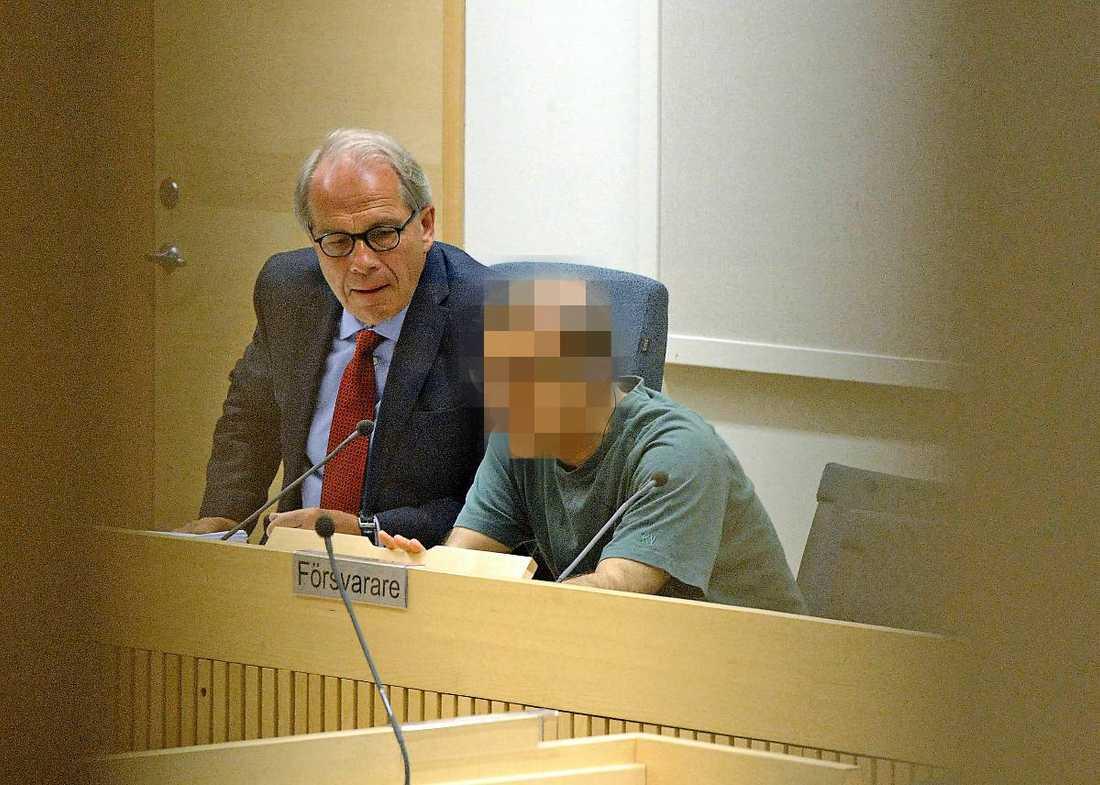 """""""Kannibaldocenten"""" dömdes i dag till fem års fängelse."""
