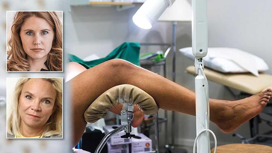 """Att som läkare gå emot rådande evidens är oacceptabelt och de som utför """"oskuldsoperationer"""" bör därför inte få behålla sin läkarlegitimation. De ska också kunna dömas till kännbara straff, skriver Josefin Malmqvist och Charlotte Broberg."""