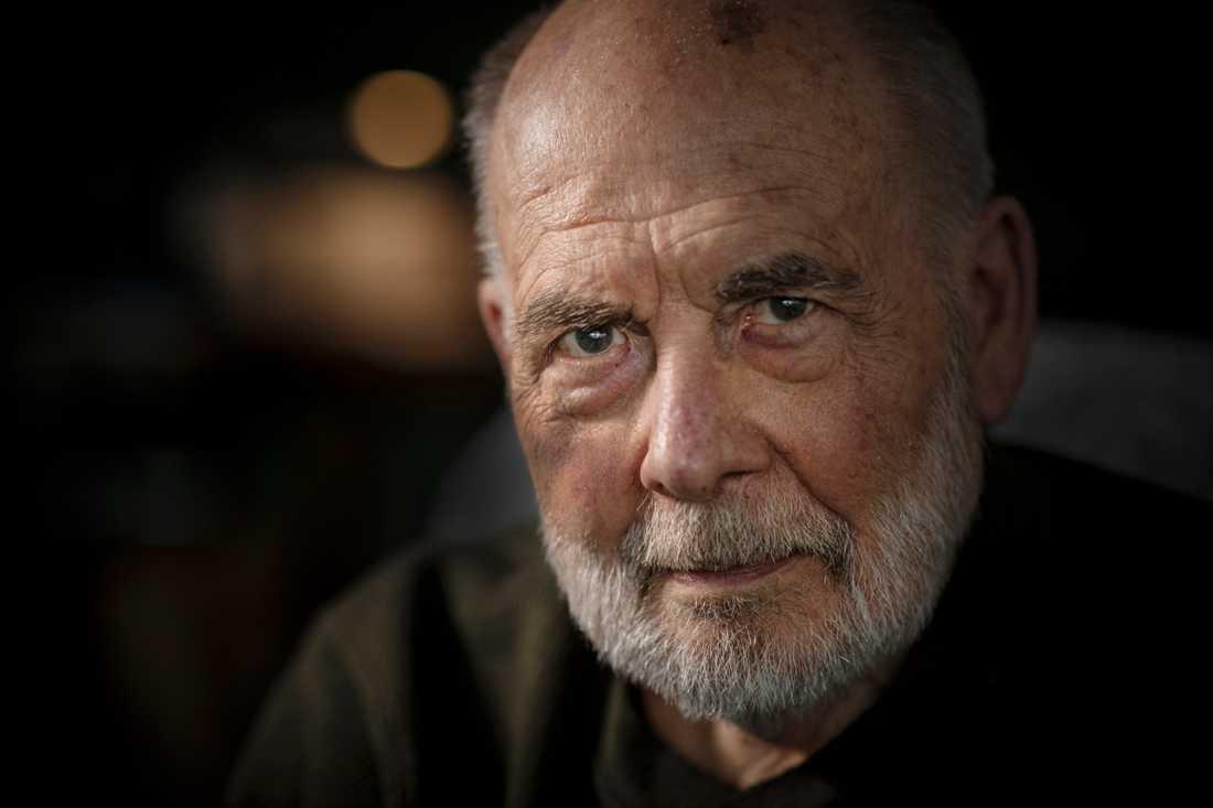 Sven Lindqvist blev 87 år gammal.