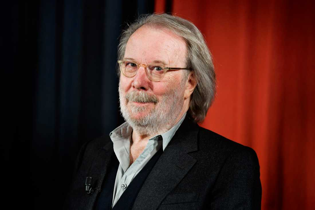 Benny Andersson.