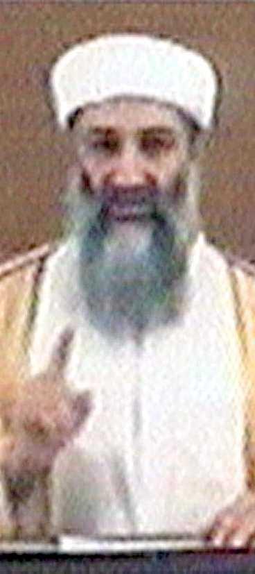 JAGAD Usama bin Laden har gäckat Storbritannien och USA ända sedan 2001, då de försökte gripa honom i Tora Bora-grottorna i Afghanistan.