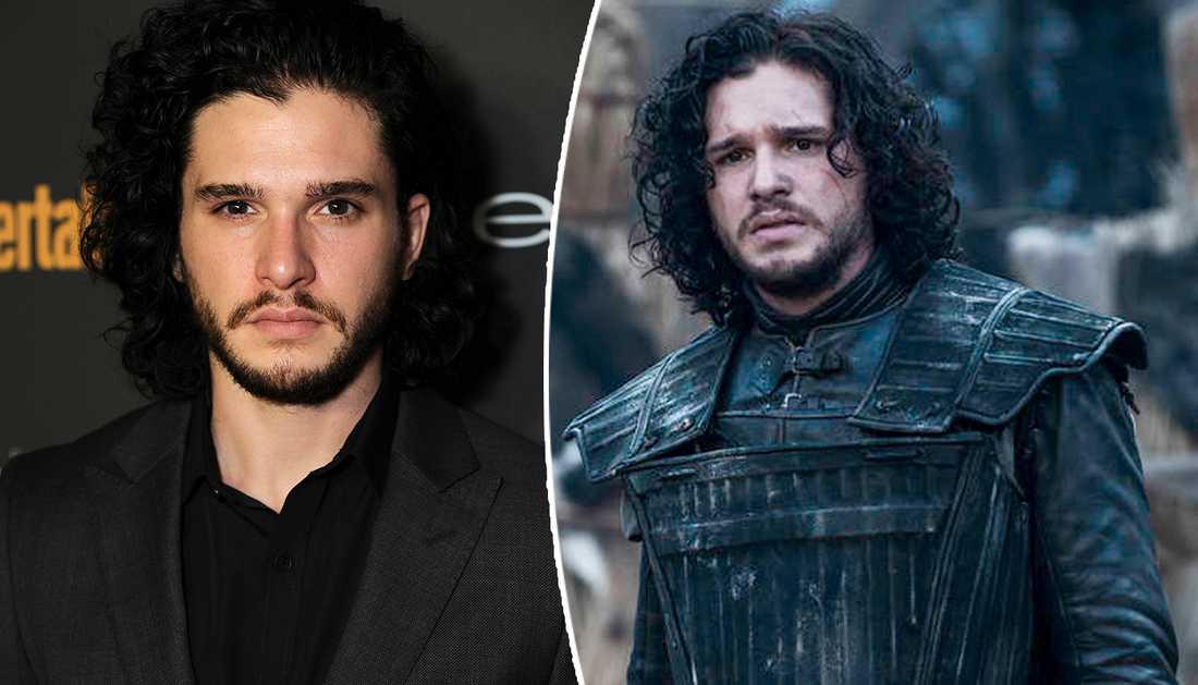 """Om """"Game of thrones""""-världen ska leva vidare får den göra det utan Kit """"Jon Snow"""" Harington."""