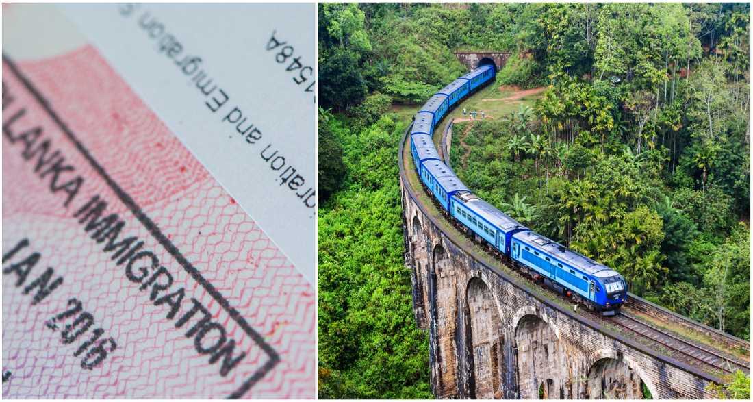 Från och med 1 augusti är visum till Sri Lanka gratis.