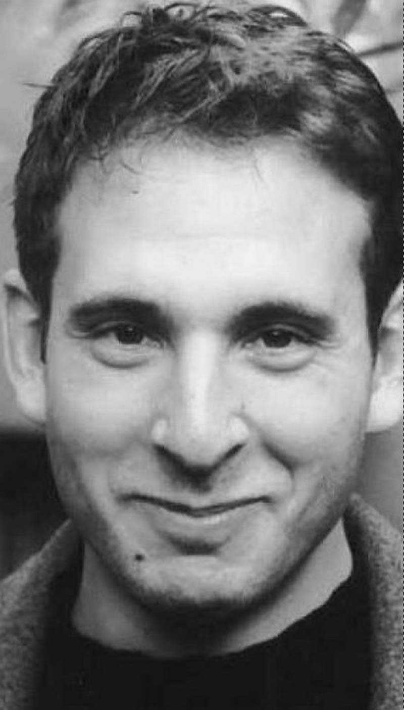 Mark Klamberg, 33 år, Stockholm. doktorand i juridik