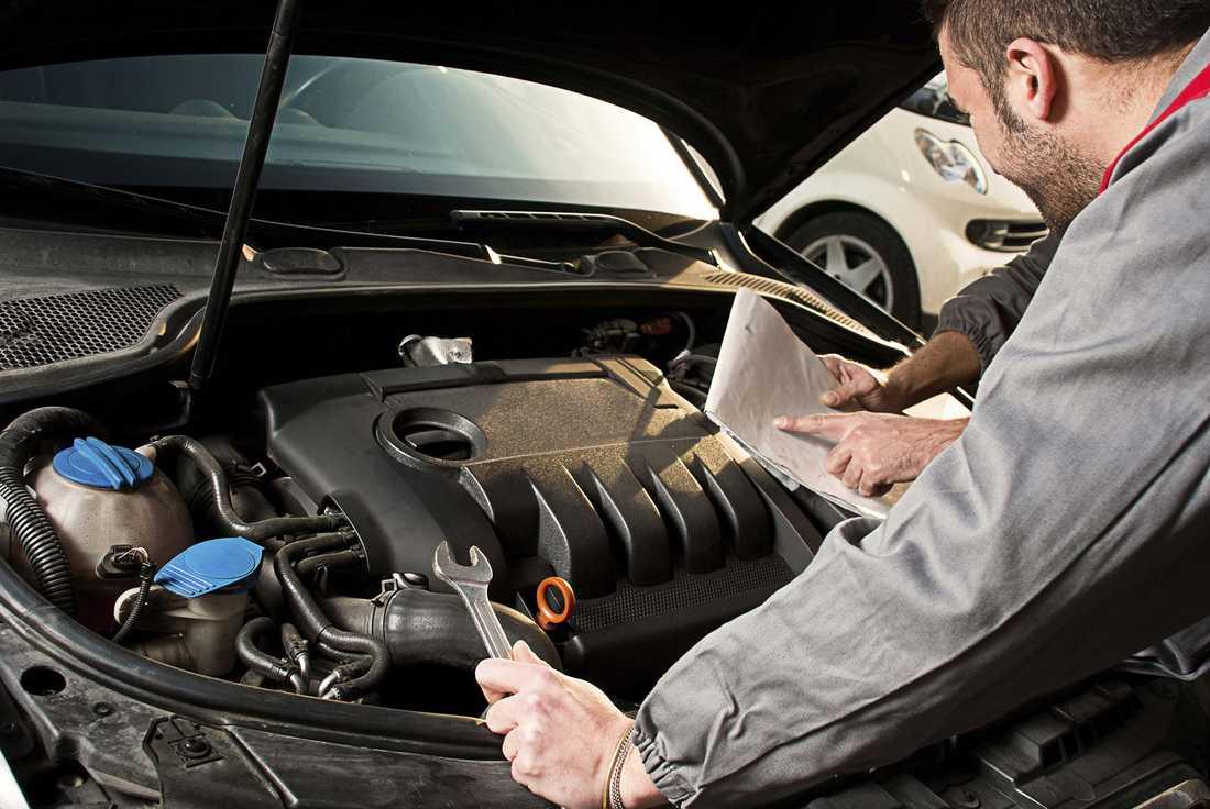 Sveriges Fordonsverkstäders Förening vill införa rot-avdrag på bilreparationer.