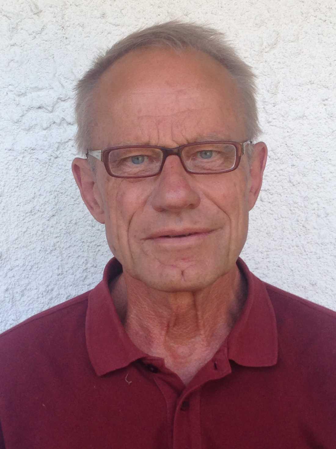 Tomas Sveger. Foto: Privat.