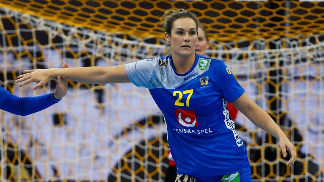 Sabina Jacobsen. Arkivbild.