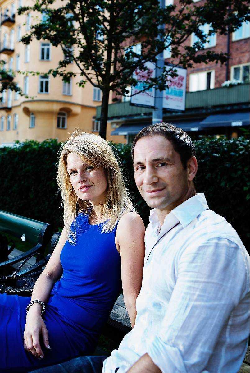 Paolo Roberto, 44, och Lena Arrelöv, 39, gick skilda vägar efter 12 år tillsammans.