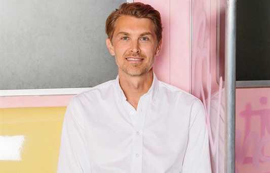 David Fock, global produktchef på Klarna.