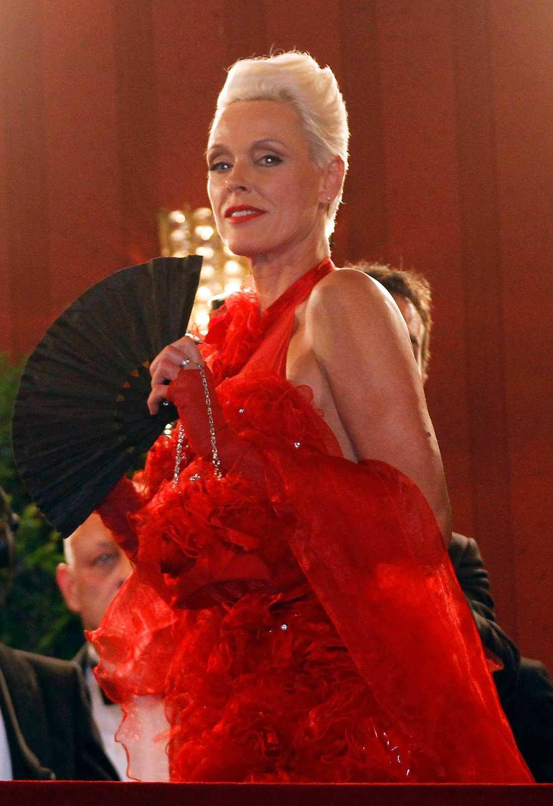Brigitte Nielsen väntar nu sitt femte barn.