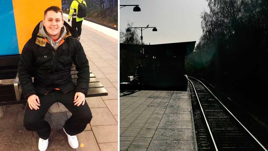 """""""Jag kan inte låta bli att undra vad som hänt om inte jag kommit – hade någon hjälpt till i sista sekunden då?"""", säger 17-åriga Nicola Milosevic."""