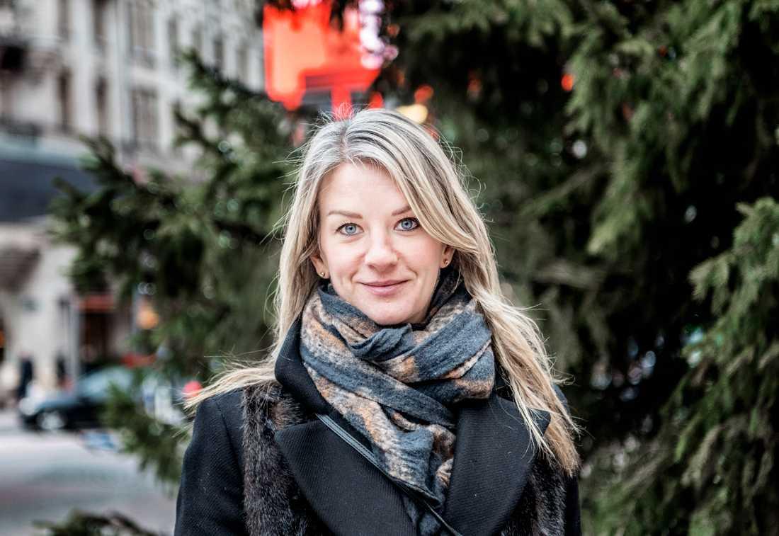 Maria Landeborn, sparekonom på Danske Bank. Arkivbild.