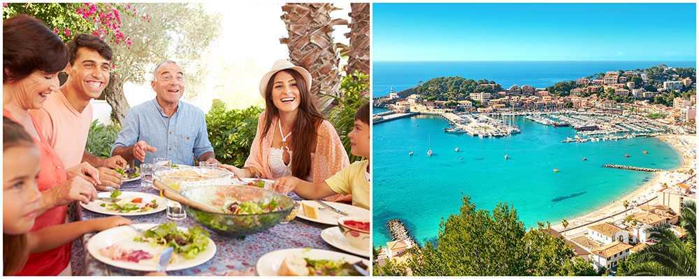 Spanien är världens mest hälsosamma land.