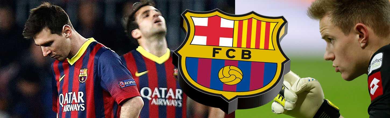 Domen mot Barcelona skapar osäkerhet kring klubbens värvning av bland andra målvakten Marc-Andre ter Stegen.
