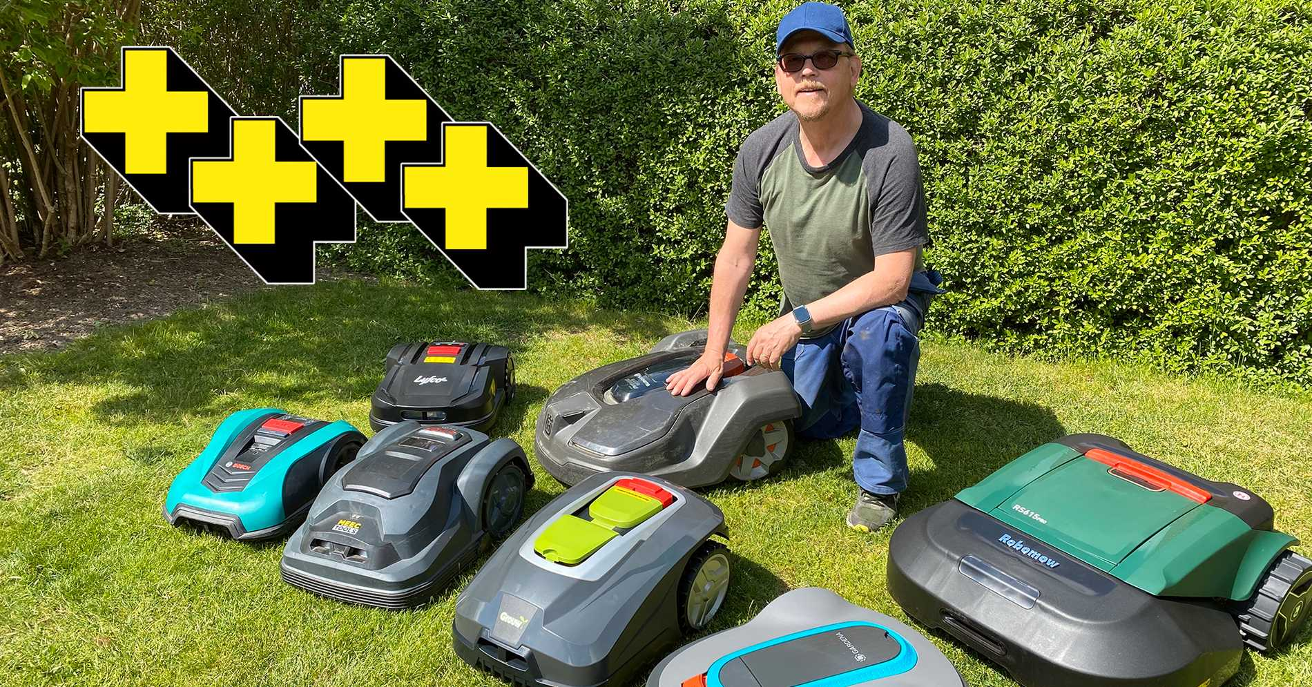 robotgräsklippare test | Robotnyheter