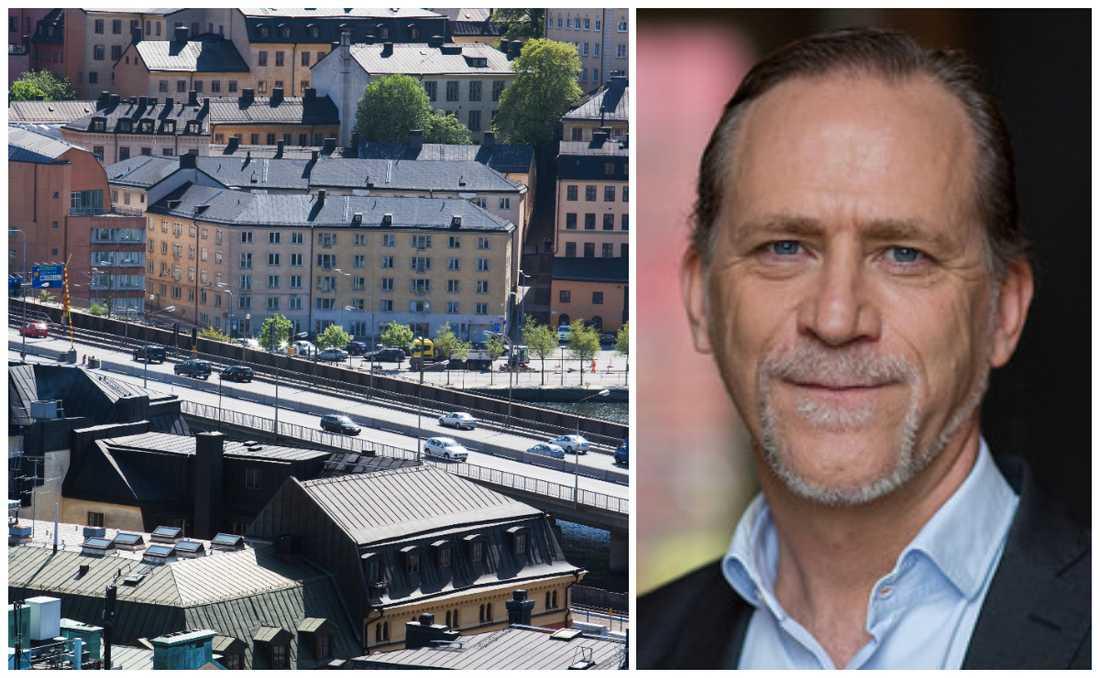 Stockholms stad är redo att införa miljözoner men måste vänta på besked från regeringen.
