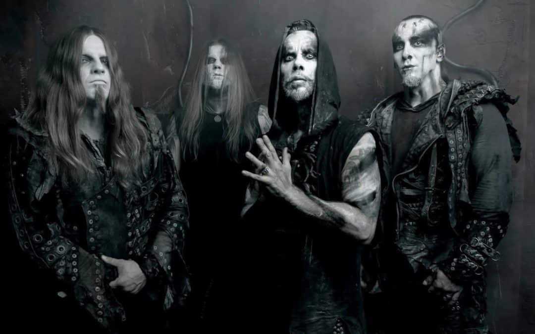 Nergal och hans Behemoth är en av de grupper ni kan stifta närmare bekantskap med i spellistan här nedanför.