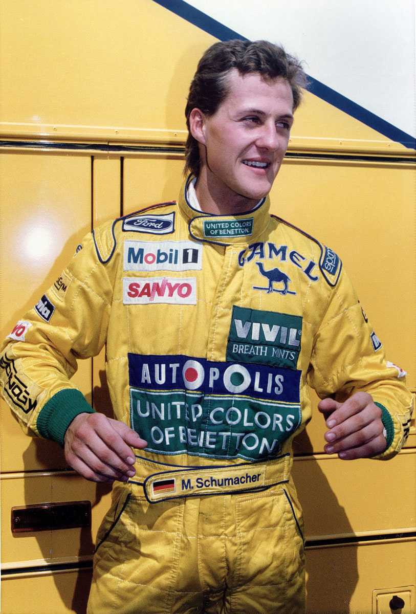 KARRIÄREN I BILDER Michael Schumacher är den kanske främsta F1-föraren genom alla tider.