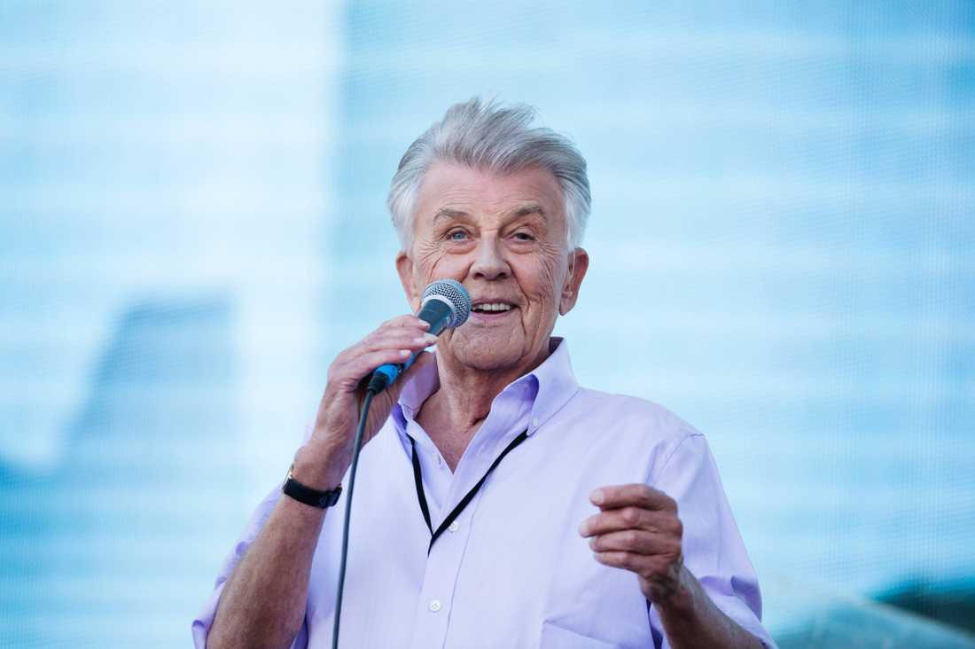 Sven-Bertil Taube.