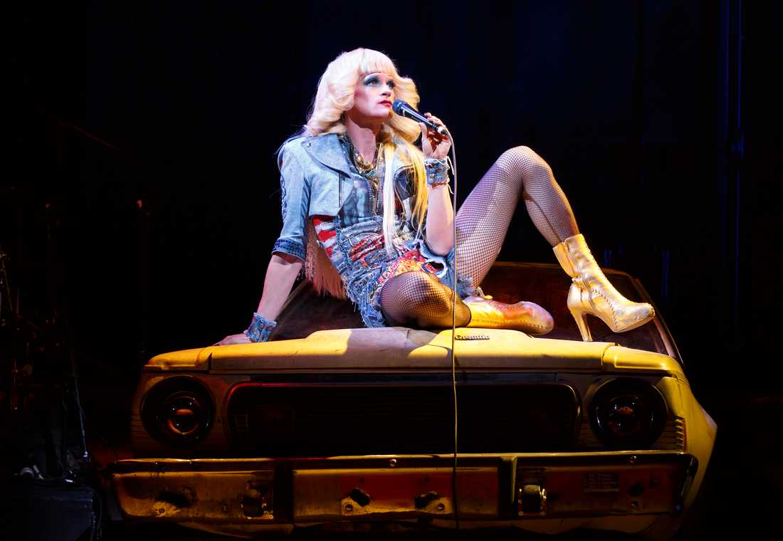 "Harris i ""Hedwig and the angry inch""."