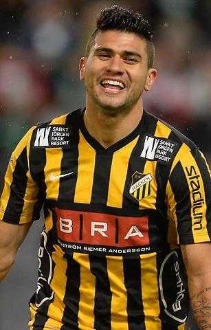 Paulinho vill spela i svenska landslaget.
