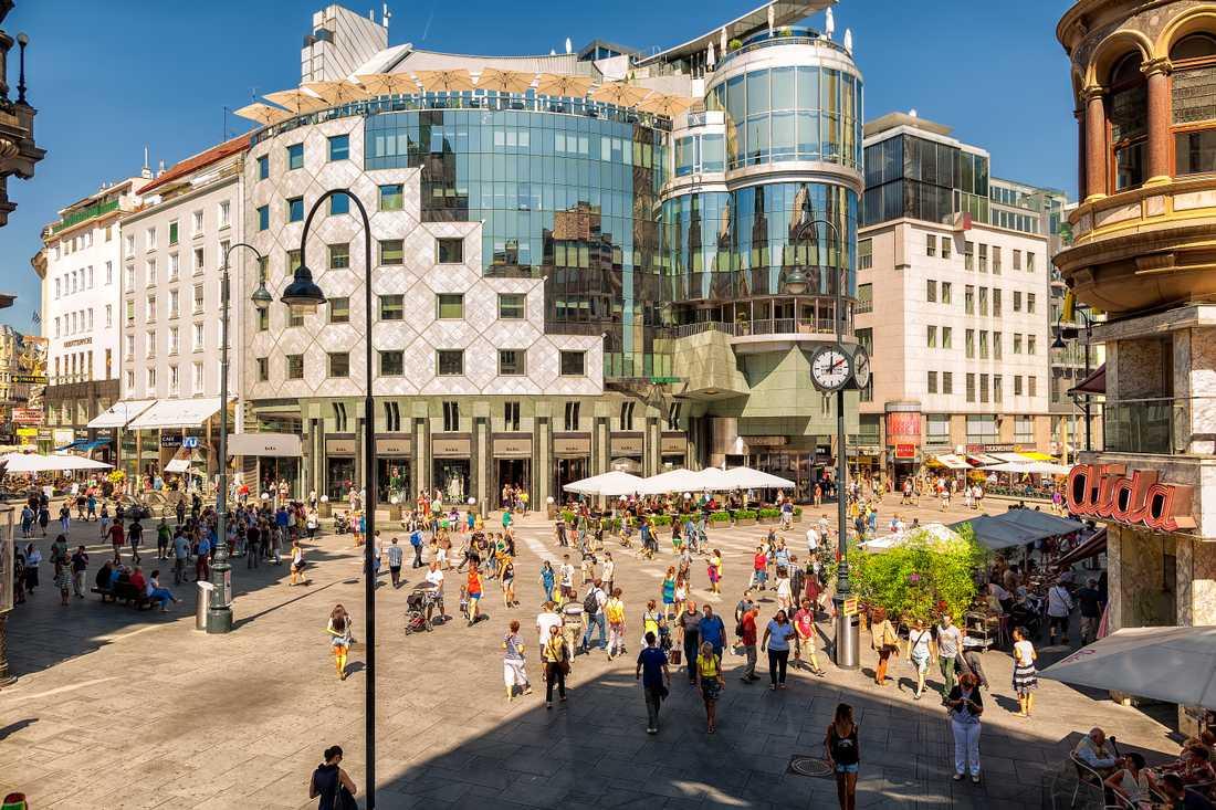 I Wien vill man minska utsläppen med ett belöningssystem.