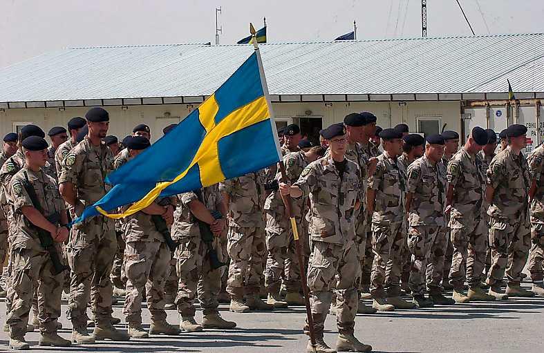 Sverige lämnade Mazar-e-Sharif förra året. Men 30-50 svenska soldater finns kvar i Afghanistan.