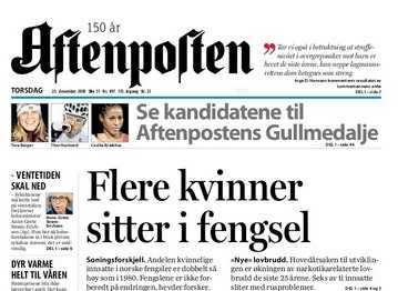 Norska Aftenposten.