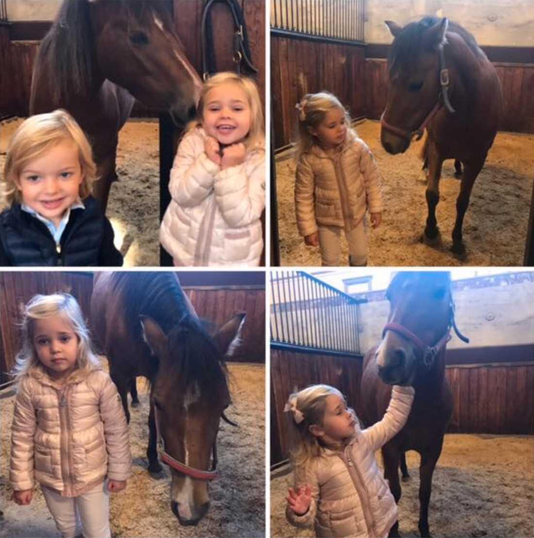 Madeleines bilder på Leonore och Nicolas.