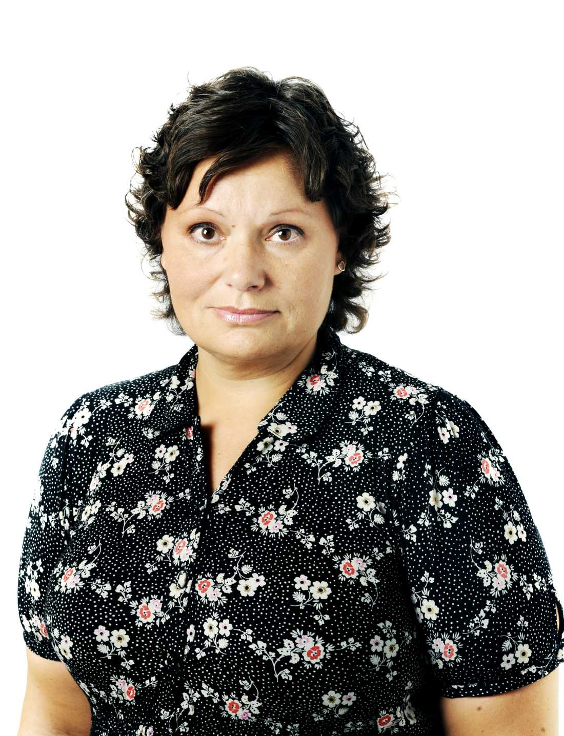 Anette Holmqvist, reporter på Aftonbladet.