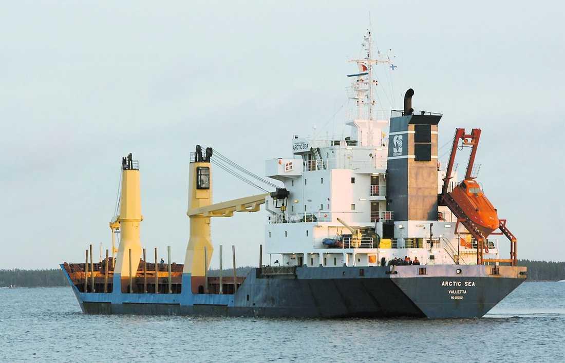 Arctic Sea kapades utanför Gotland natten till den 24 juli då dess besättning överfölls av pirater.
