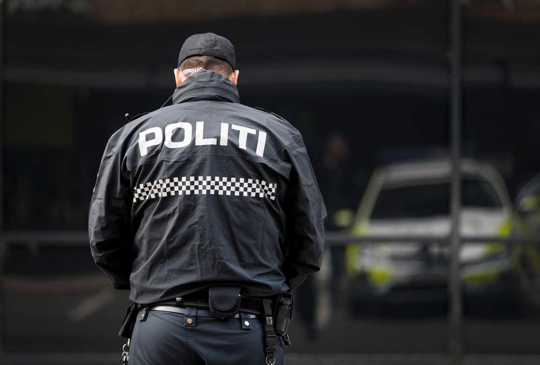 Norsk polis har tre gånger gripit en man som brutit mot karantänsreglerna. Arkivbild.