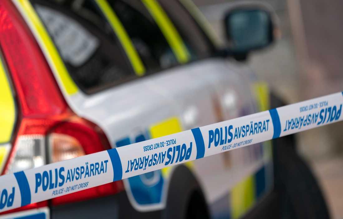 En kvinna misstänks för mordförsök i Katrineholm. Arkivbild.