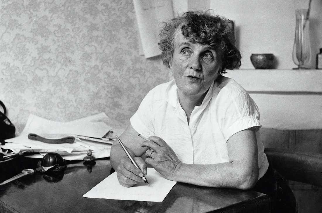 """""""Landsmodern"""" heter en ny dokumentär om författaren Moa Martinson"""