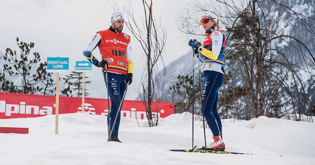 JAPAN NÄSTA. Efter helgens tävlingar reser Stina Nilsson till Sapporo för att inleda OS-uppladdningen.