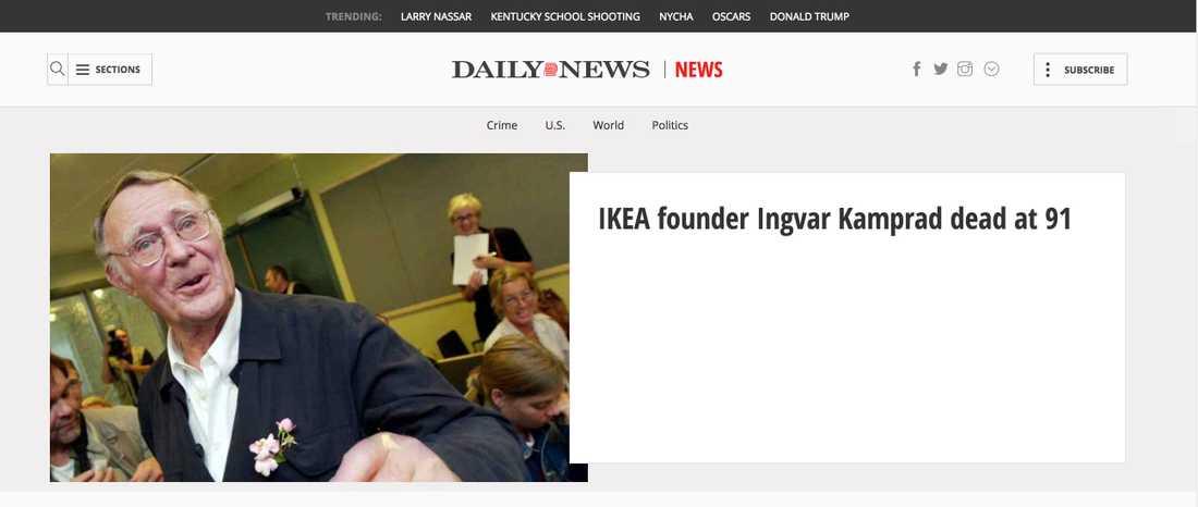 New York Daily News.