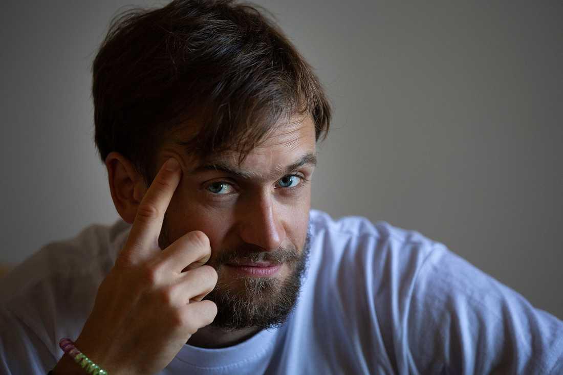 Pussy Riot-aktivisten Pjotr Verzilov.