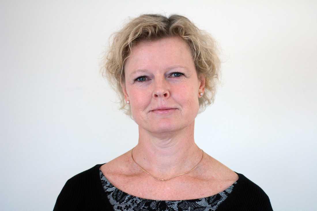 Psykologen Nadine Edberg är expert på krishantering.