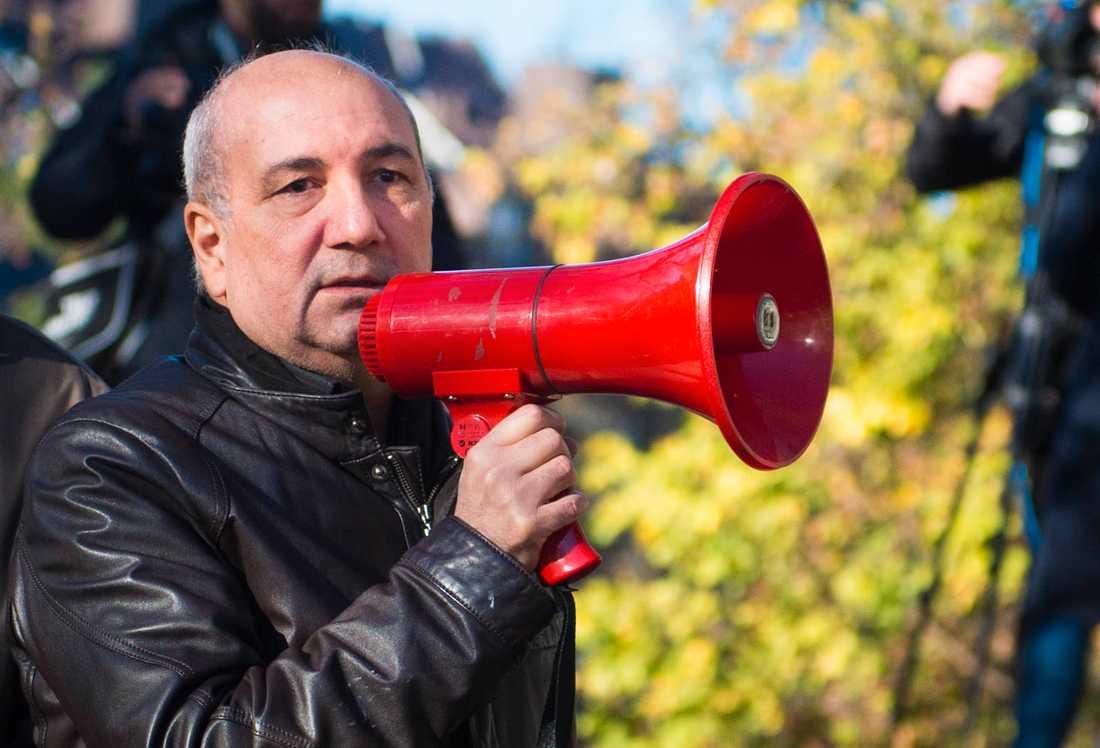 Författaren Kurdo Baksi