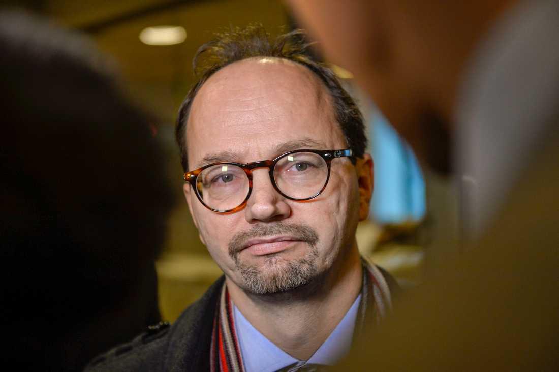 Tomas Eneroth (S).
