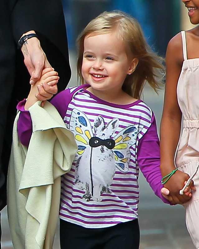 "Vivienne Jolie-Pitts skådisdebut blir i mamma Angelinas nya film ""Maleficent""."