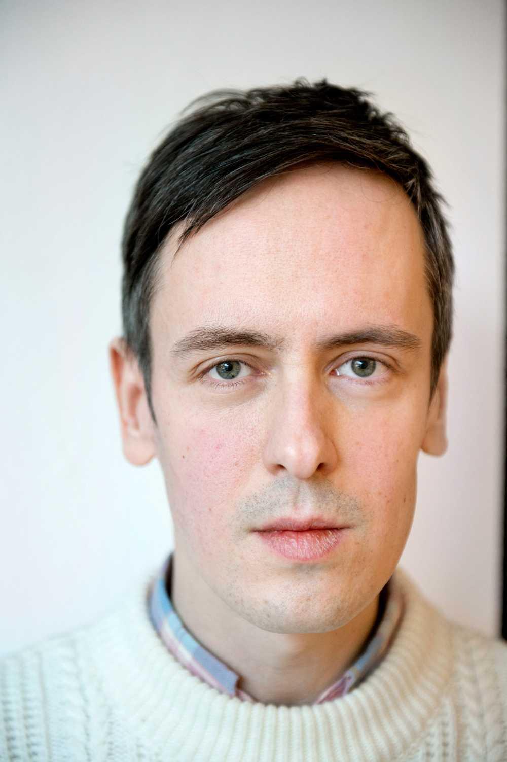 Andreas Gustavsson, chefredaktör för Dagens ETC.