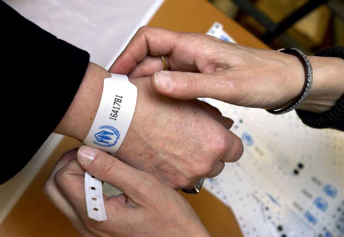 Bild från ett seminarium om kvotflyktingar arrangerat av UNHCR.