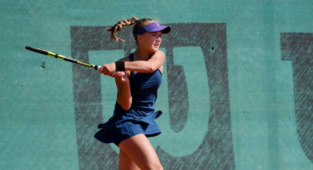 Är Caijsa Hennemann Sveriges nästa stora tennisstjärna?