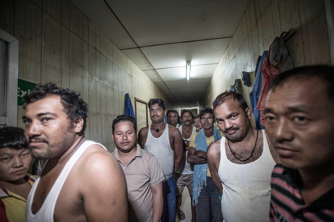 Migrantarbetare.