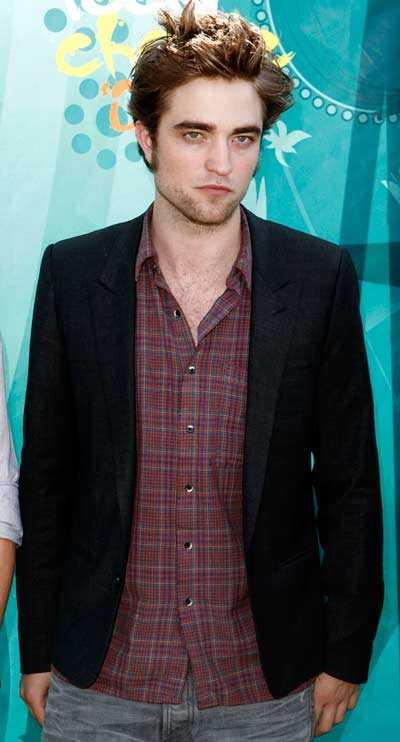 Flickfavoriten Robert Pattinson.
