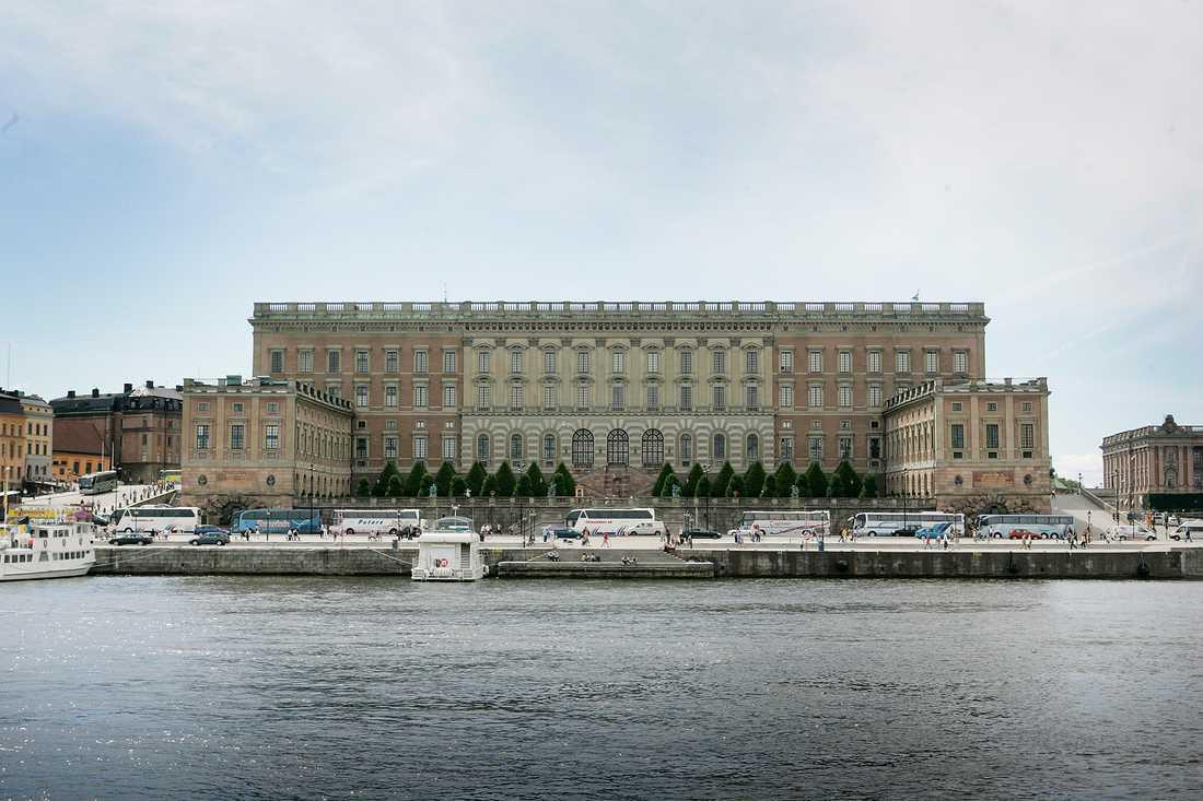 Stockholms slott.