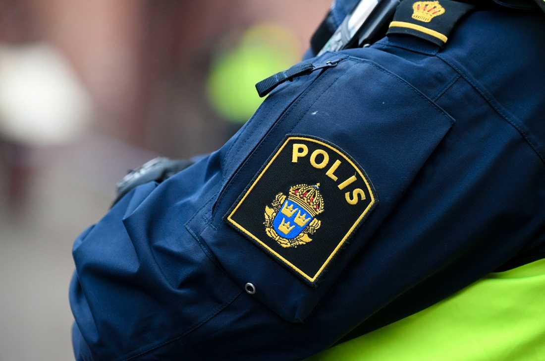 Polisen ska öka närvaron på krogar i centrala Stockholm. Arkivbild.S